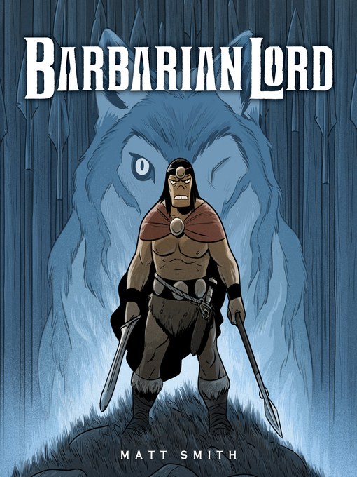 Title details for Barbarian Lord by Matt Smith - Available