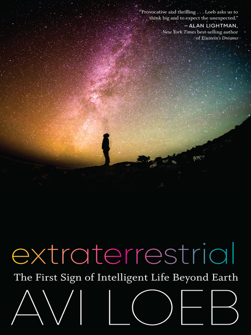 Title details for Extraterrestrial by Avi Loeb - Wait list