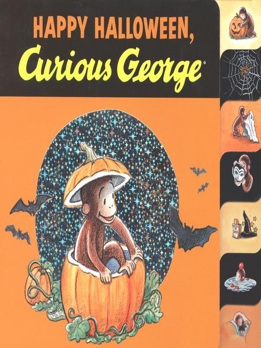 Title details for Happy Halloween, Curious George by H. A. Rey - Wait list