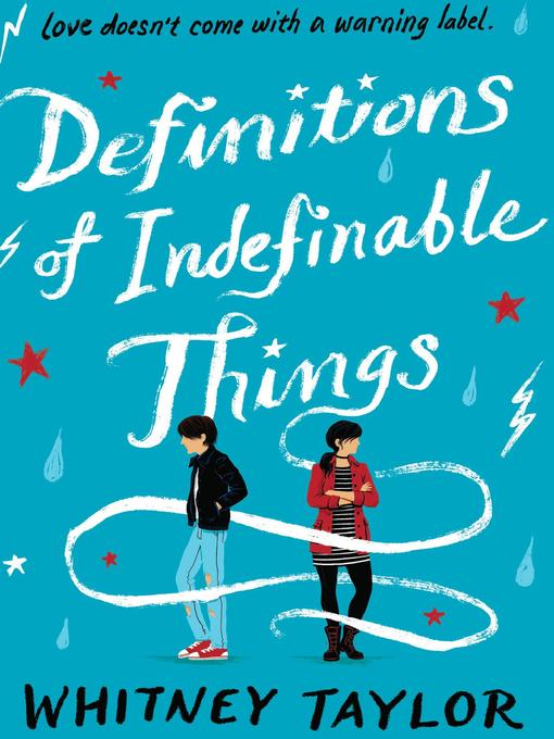 Title details for Definitions of Indefinable Things by Whitney Taylor - Available