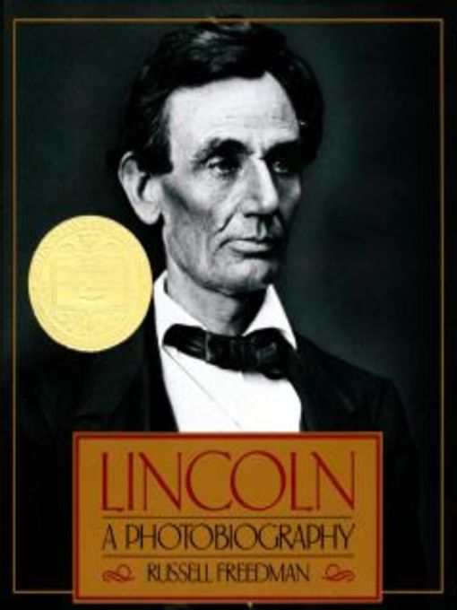 Title details for Lincoln by Russell Freedman - Available