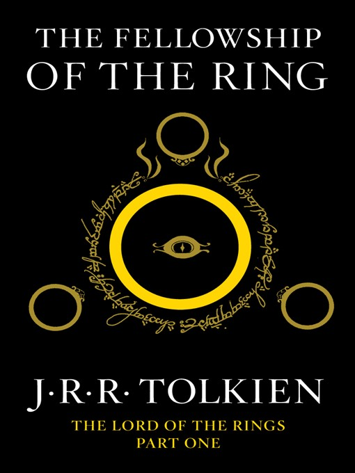 Title details for The Fellowship of the Ring by J.R.R. Tolkien - Wait list