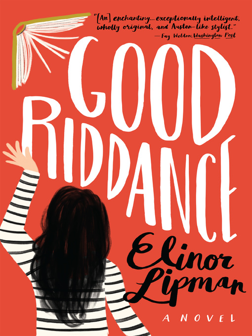 Title details for Good Riddance by Elinor Lipman - Available