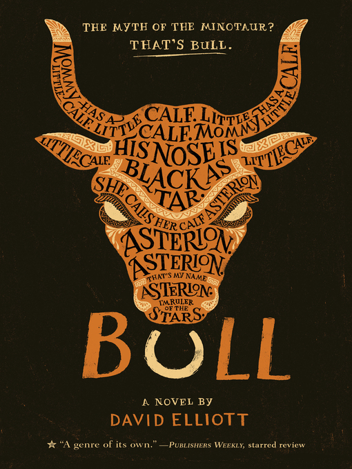 Title details for Bull by David Elliott - Available