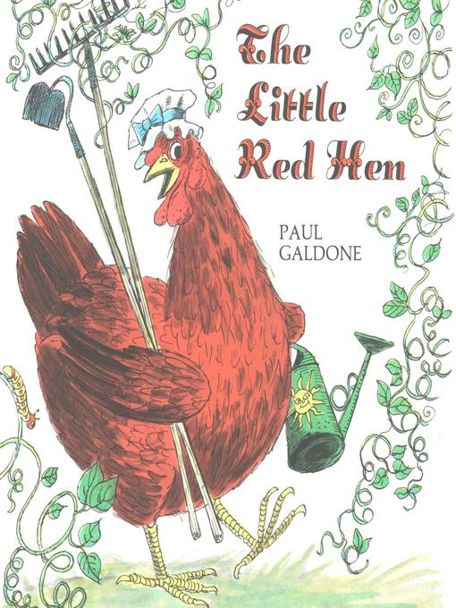 Title details for The Little Red Hen by Paul Galdone - Available