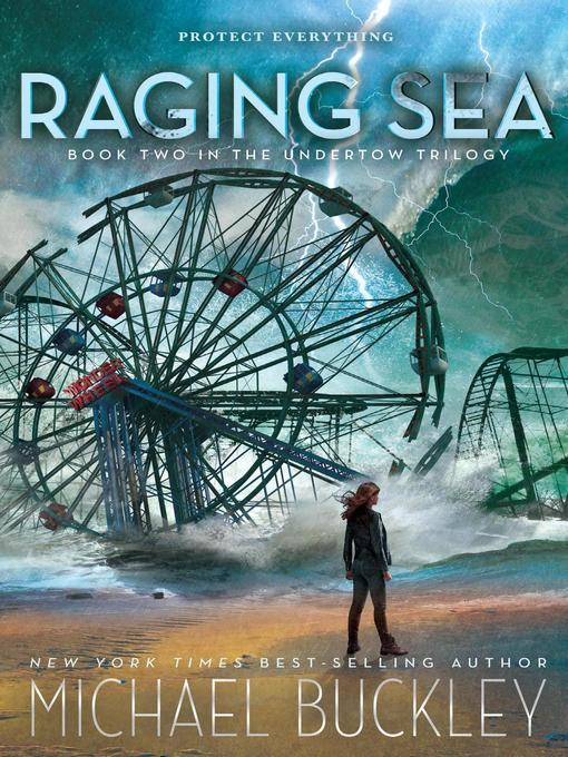 Title details for Raging Sea by Michael Buckley - Available