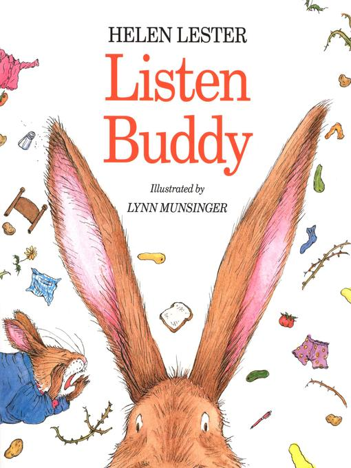 Cover image for Listen, Buddy