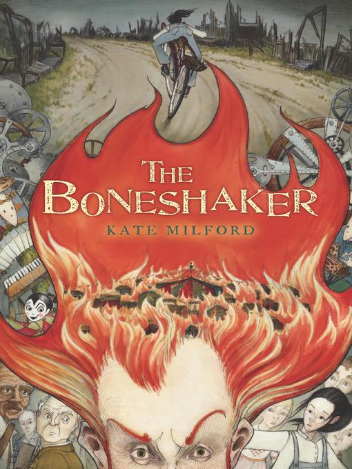 Title details for The Boneshaker by Kate Milford - Wait list