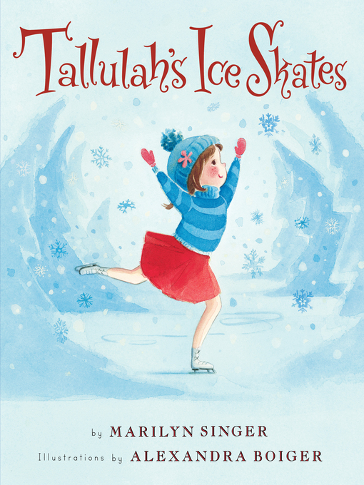 Cover of Tallulah's Ice Skates