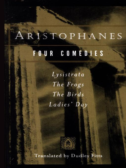 aristophanes comedy essay in new old perspective six