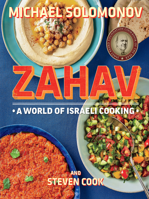 Title details for Zahav by Michael Solomonov - Available