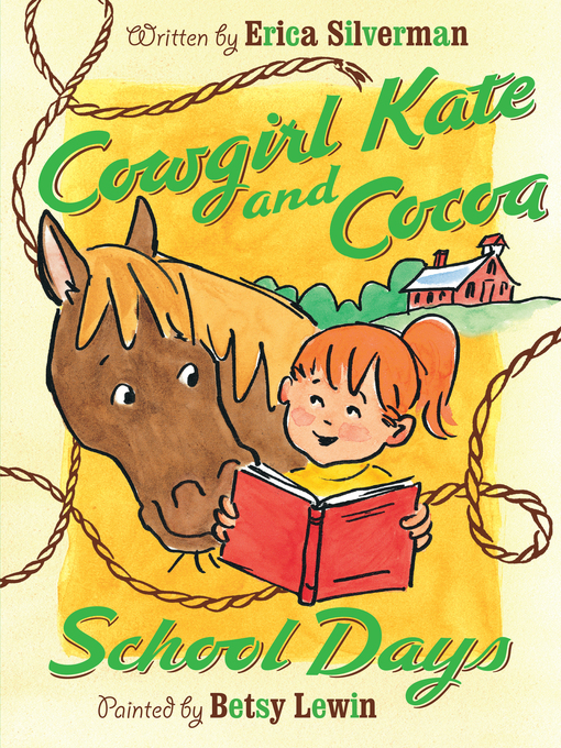 Title details for School Days by Erica Silverman - Available