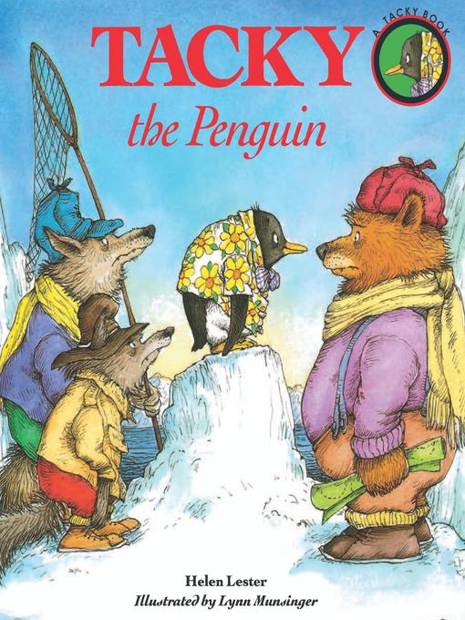 Title details for Tacky the Penguin by Helen Lester - Available