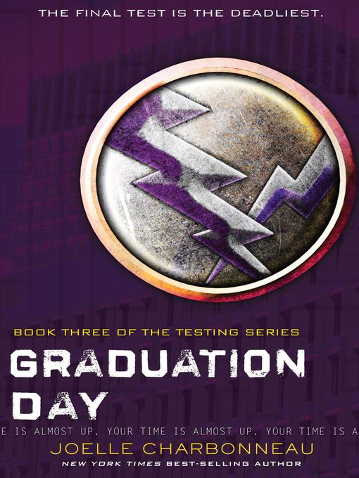 Graduation Day The Testing Series, Book 3