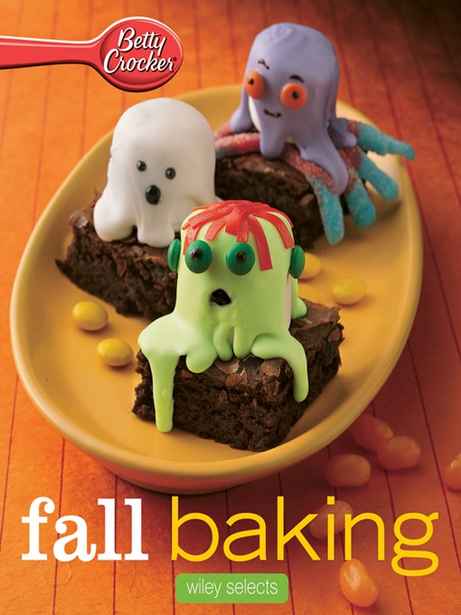 Cover of Betty Crocker Fall Baking
