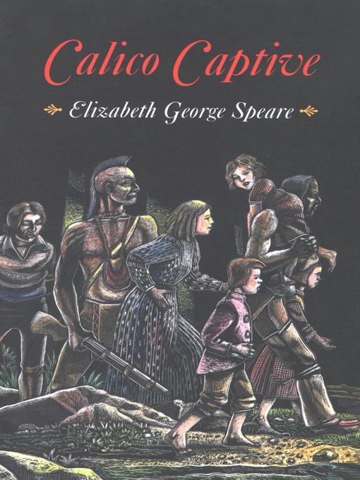 Cover of Calico Captive