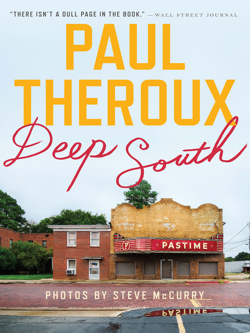 Title details for Deep South by Paul Theroux - Wait list