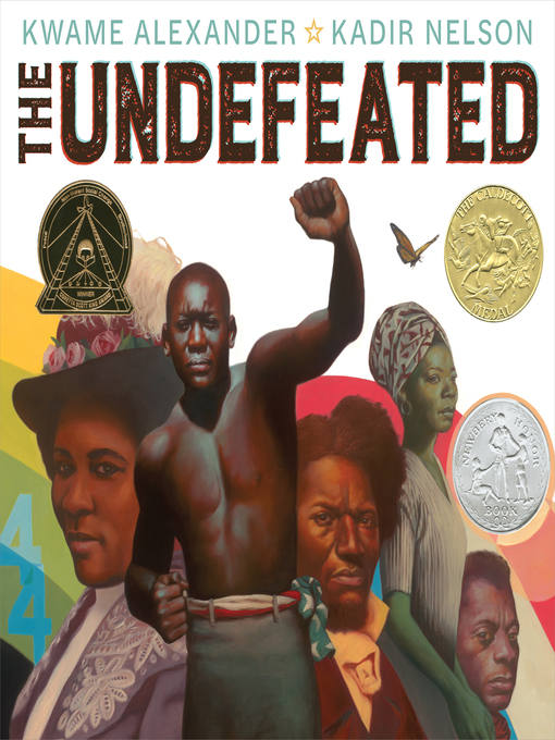 The Undefeated, book cover