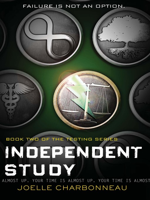 Independent Study The Testing Series, Book 2