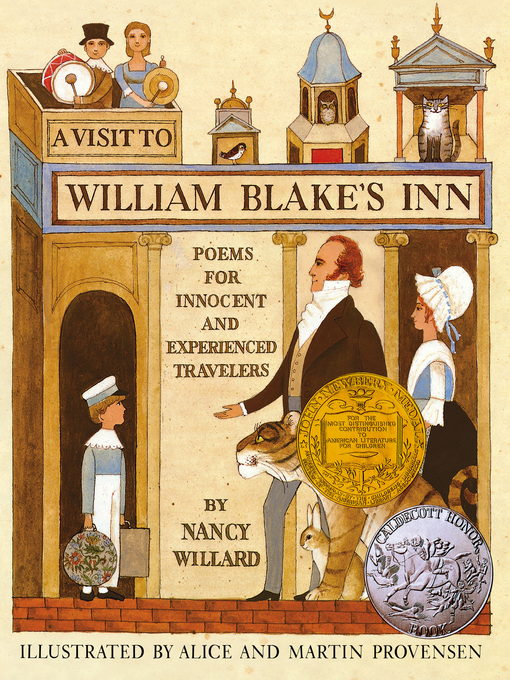 Title details for A Visit to William Blake's Inn by Nancy Willard - Available