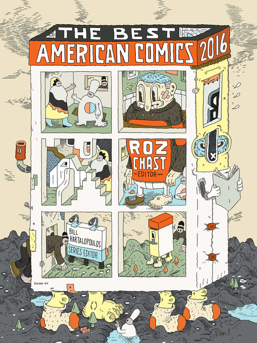 Title details for The Best American Comics 2016 by Roz Chast - Available