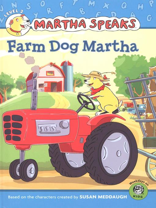 Title details for Farm Dog Martha by Susan Meddaugh - Available