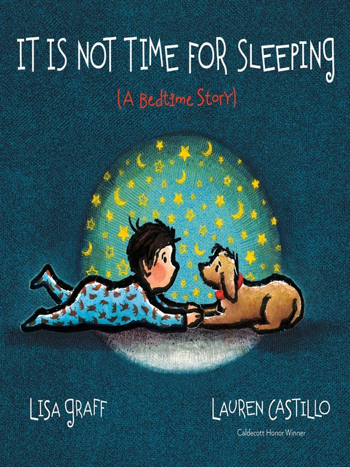 Title details for It Is Not Time for Sleeping by Lisa Graff - Available