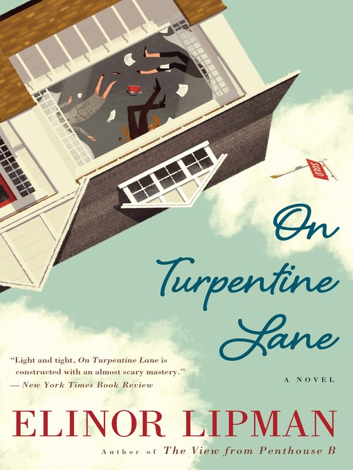 Title details for On Turpentine Lane by Elinor Lipman - Available