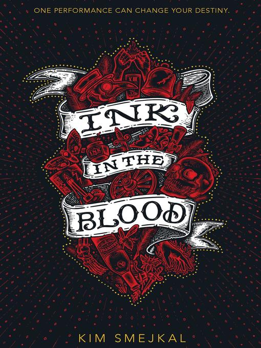 Title details for Ink in the Blood by Kim Smejkal - Wait list
