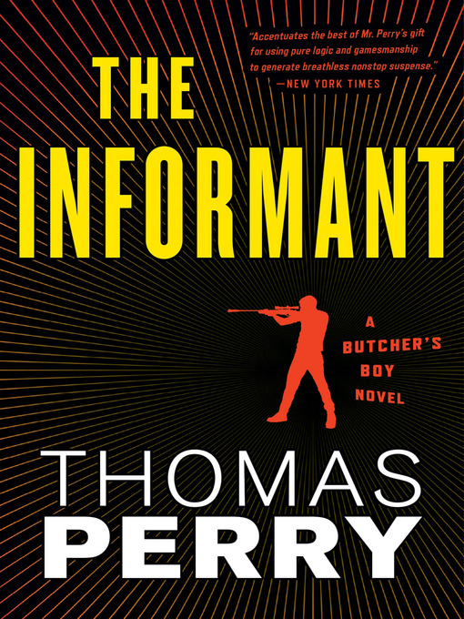 Title details for The Informant by Thomas Perry - Available