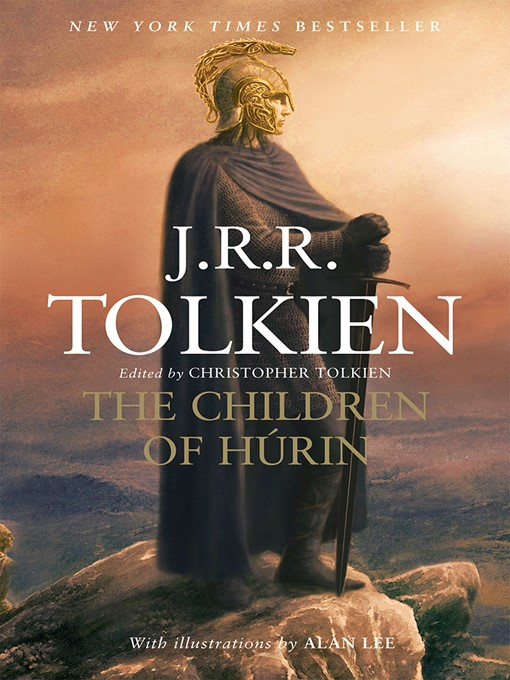 Title details for The Children of Húrin by J.R.R. Tolkien - Available