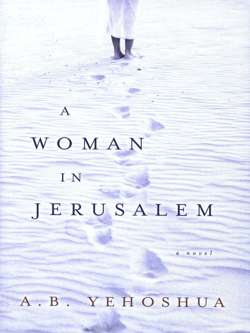 Cover of A Woman in Jerusalem
