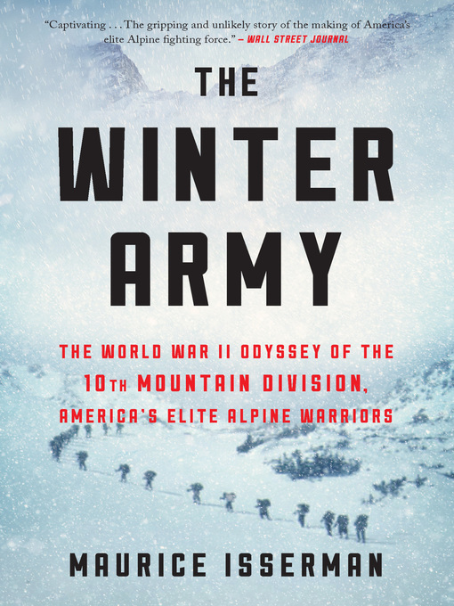 Title details for The Winter Army by Maurice Isserman - Wait list