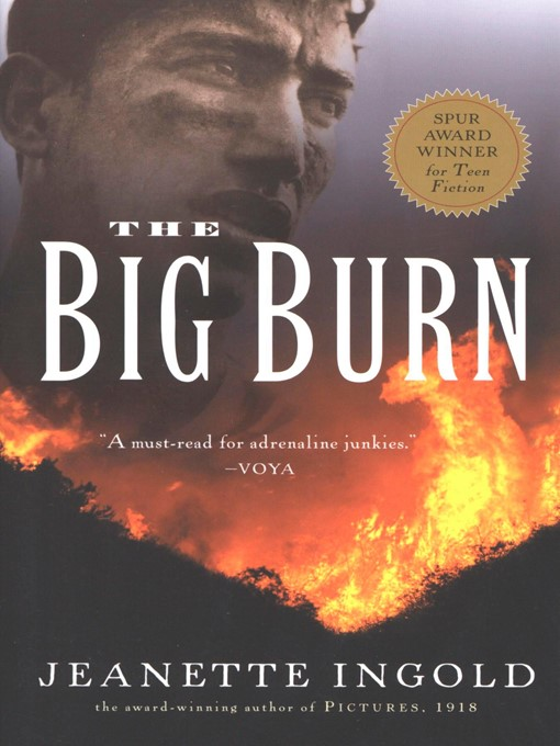 Title details for The Big Burn by Jeanette Ingold - Available
