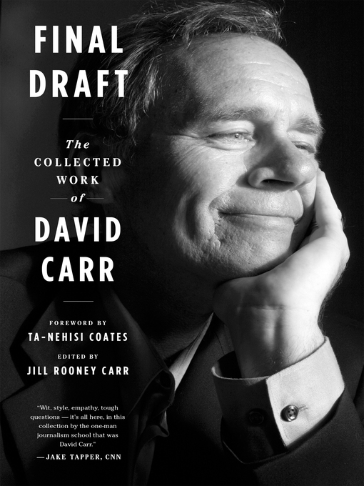 Title details for Final Draft by David Carr - Available