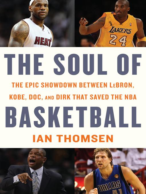 Cover of The Soul of Basketball