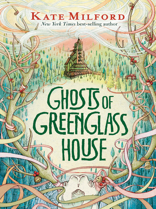 Title details for Ghosts of Greenglass House by Kate Milford - Wait list