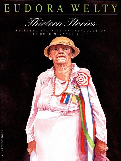 eudora welty stories essays and memoir