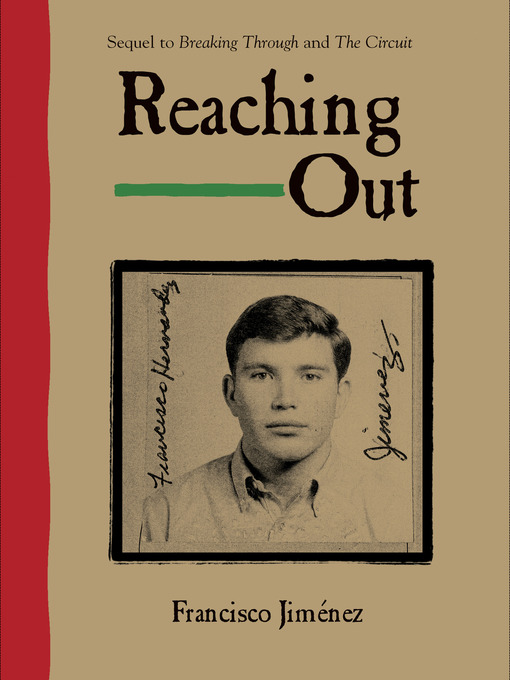 Reaching Out book cover