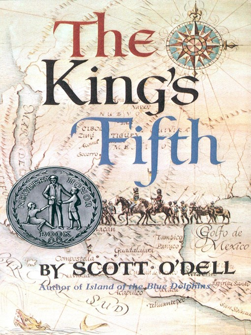 Title details for The King's Fifth by Scott O'Dell - Wait list