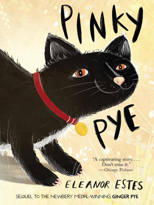 Title details for Pinky Pye by Eleanor Estes - Available