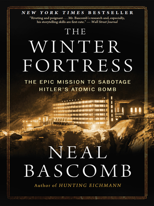 Cover of The Winter Fortress