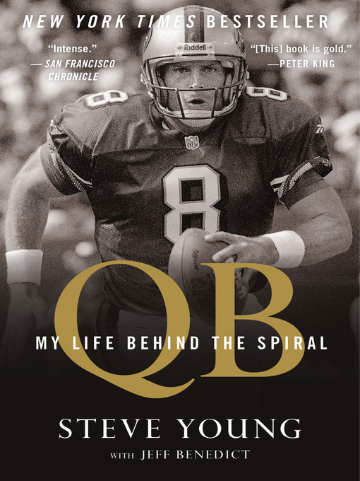 Title details for QB by Steve Young - Available