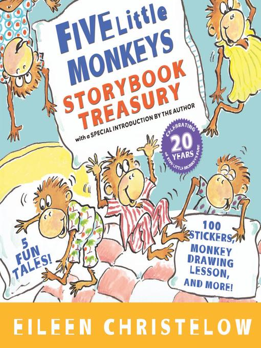 Title details for Five Little Monkeys Storybook Treasury by Eileen Christelow - Available