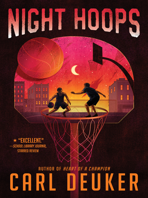 Cover of Night Hoops