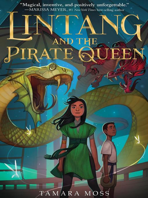 Title details for Lintang and the Pirate Queen by Tamara Moss - Available