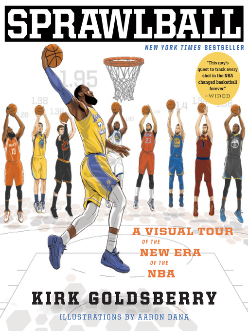 Title details for SprawlBall by Kirk Goldsberry - Wait list