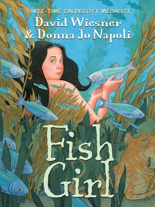 Title details for Fish Girl by David Wiesner - Wait list
