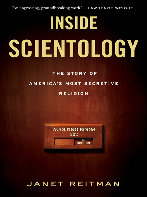 Title details for Inside Scientology by Janet Reitman - Wait list