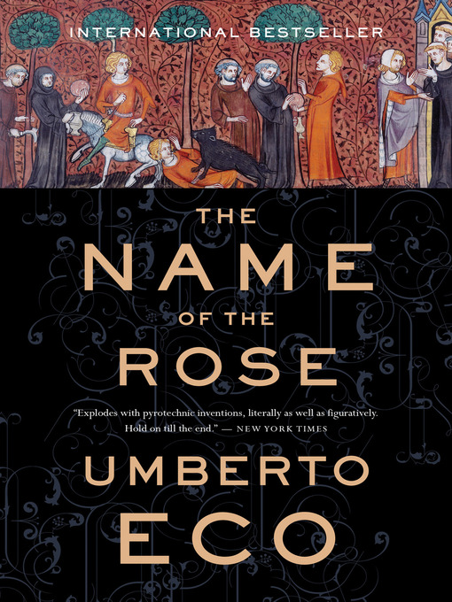 Title details for The Name of the Rose by Umberto Eco - Wait list